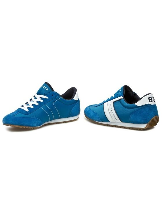 Tommy Hilfiger Tommy Hilfiger Sportcipő FM56816957 Kék
