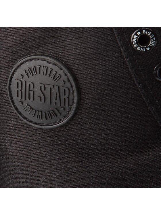 BIG STAR BIG STAR Αθλητικά AA274A091 Μαύρο