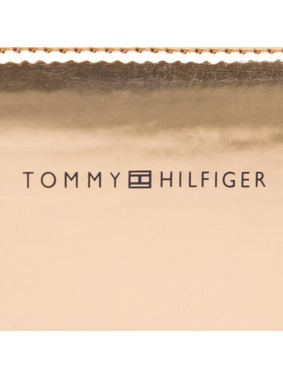 Tommy Hilfiger Tommy Hilfiger Borsa Iconic Tommy Crossov AW0AW05545 Oro