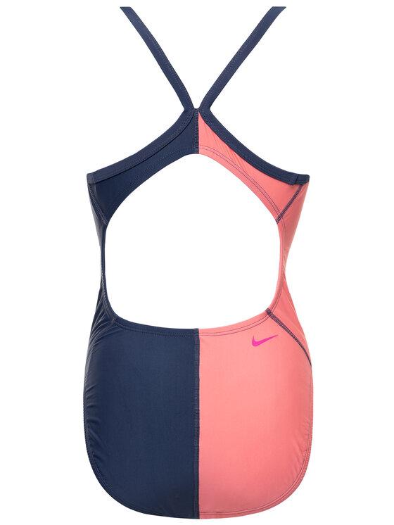 Nike Nike Strój kąpielowy Rift Racerback NESS9050 Kolorowy