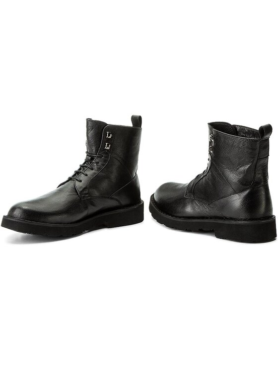 Armani Jeans Armani Jeans Cizme 935139 7A414 00020 Negru