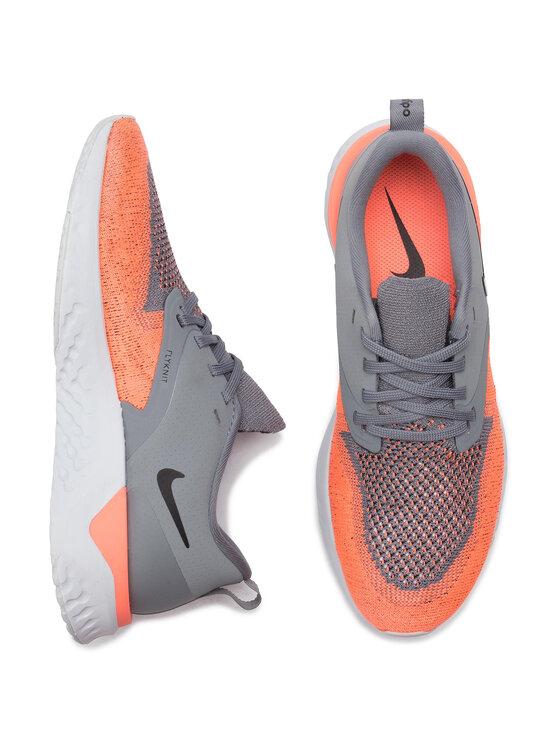 Nike Nike Buty Odyssey React 2 Flyknit AH1016 004 Szary