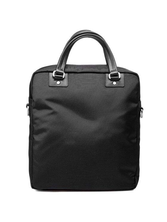 Tommy Hilfiger Tommy Hilfiger Чанта за лаптоп Jeremy Ns Computer Bag BM56927353 Черен