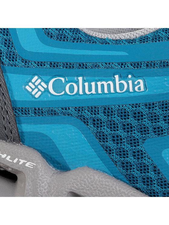Columbia Columbia Trekkingi Ventrailia 3 Low OutDry BL4600 Niebieski