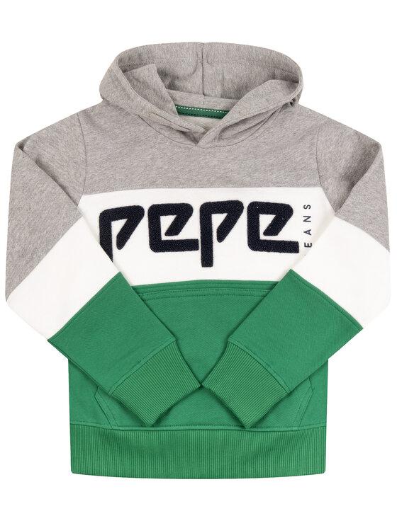 Pepe Jeans Pepe Jeans Mikina Telmo PB581065 Farebná Regular Fit