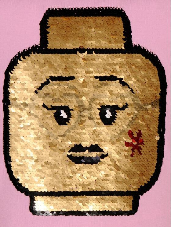 LEGO Wear LEGO Wear T-Shirt 308 22337 Różowy Regular Fit