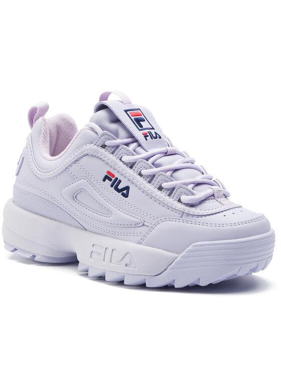 Fila Fila Laisvalaikio batai Disruptor Low Wmn 1010302.71C Violetinė