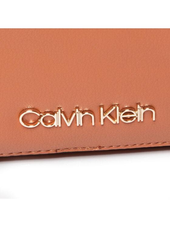Calvin Klein Calvin Klein Torebka Ck Must Camerabag K60K606330 Brązowy