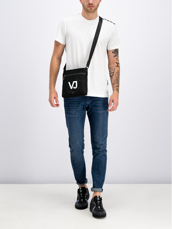 Versace Jeans Couture Versace Jeans Couture T-shirt B3GUA7S2 Bianco Regular Fit