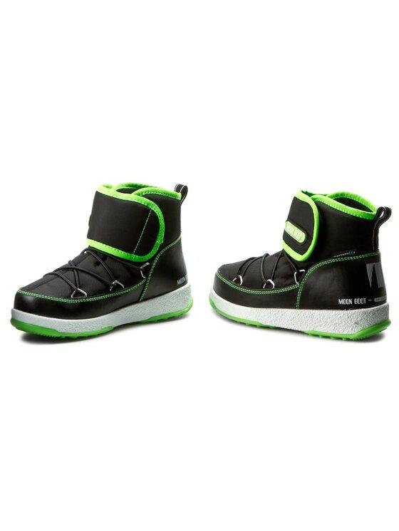 Moon Boot Moon Boot Stivali da neve W.E. Jr Strap Wp 34050900004 Nero