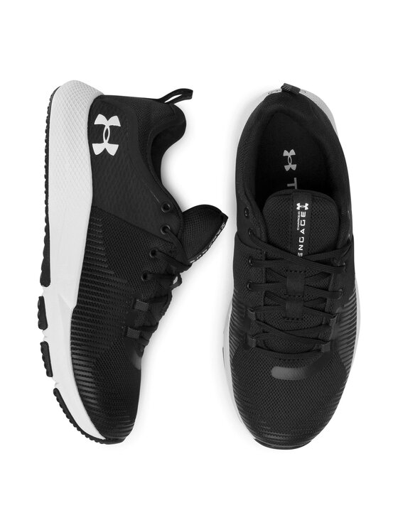 Under Armour Under Armour Buty Ua Charged Engage 3022616-001 Czarny
