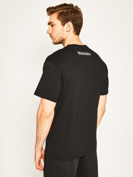 Puma Puma T-Shirt Rhude Graphic 596757 Μαύρο Regular Fit