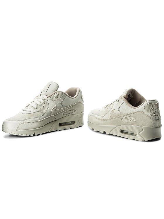 Nike Nike Buty Air Max 90 Premium 700155 013 Beżowy