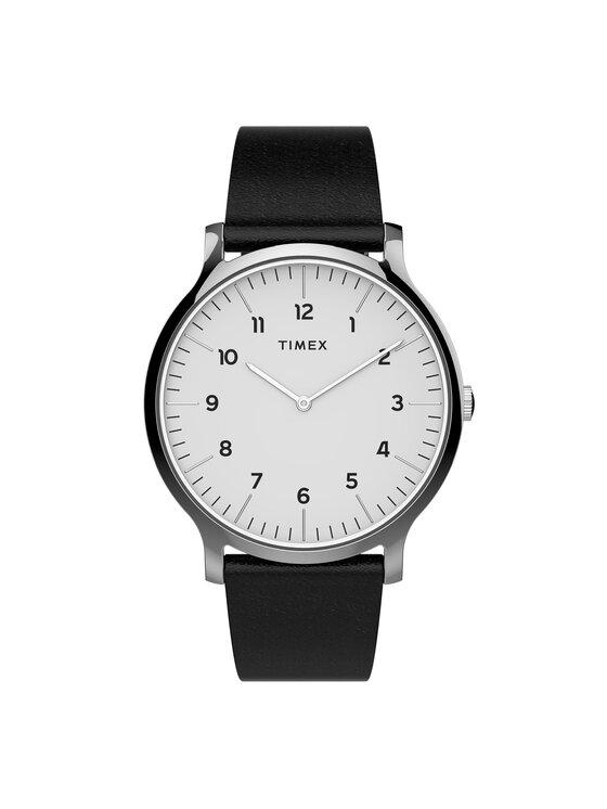 Timex Laikrodis Norway TW2T66300 Juoda