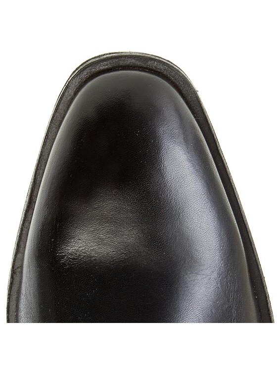 Tommy Hilfiger Tommy Hilfiger Κλειστά παπούτσια DENIM Smu_Dayton 1A EM56819585 Μαύρο