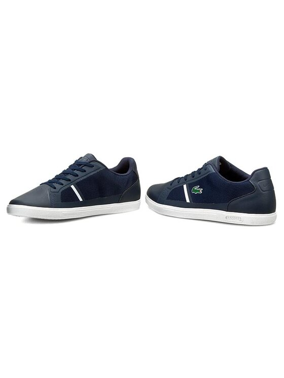 Lacoste Lacoste Sneakersy Strideur 116 1 SPM 7-31SPM0013003 Tmavomodrá