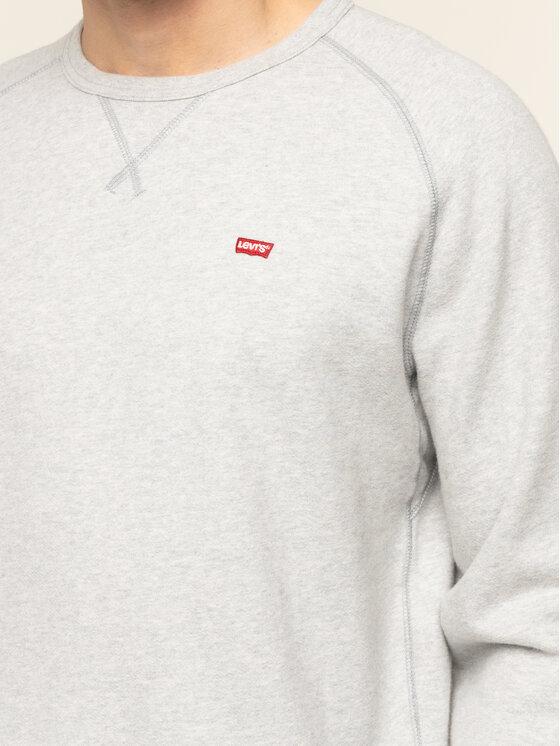 Levi's® Levi's Μπλούζα Icon Crew 56176-0001 Γκρι Regular Fit