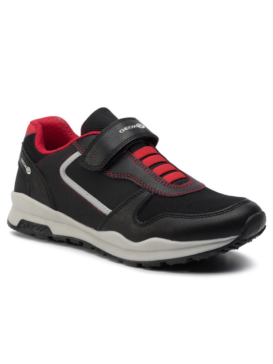 Geox Geox Sneakersy J Cordian B. A J945DA 0MEFU C0048 D Czarny