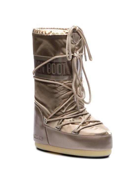 Moon Boot Sniego batai Glance 14016800001 Auksinė