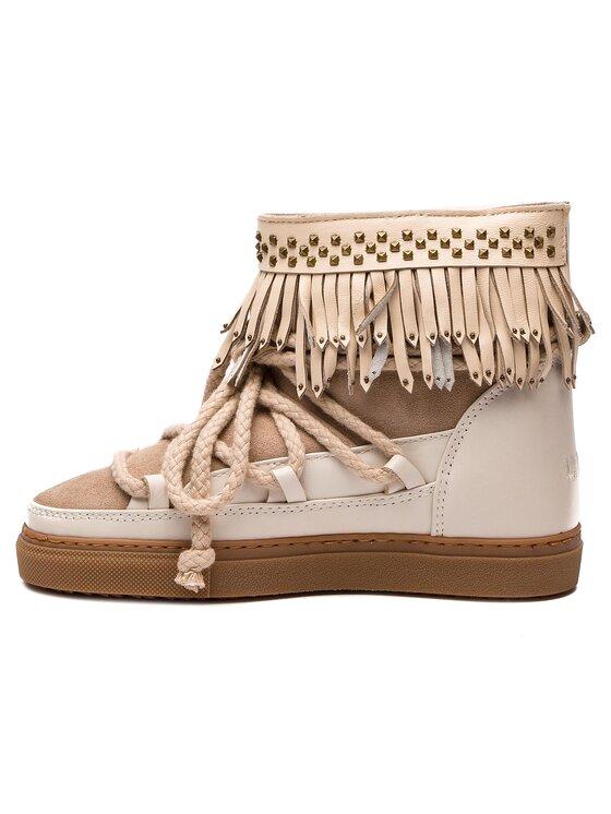 Inuikii Inuikii Schuhe Sneaker Fringes 70202-29 Beige