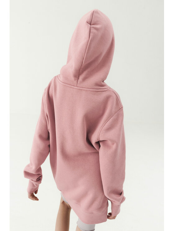 Sprandi Sprandi Bluza SS21-BLK006 Różowy Regular Fit