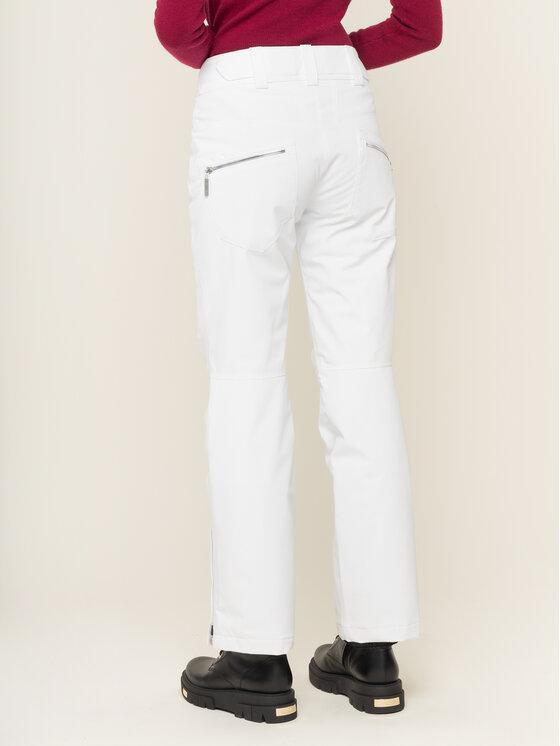 Descente Slidinėjimo kelnės Selene DWWOGD23 Balta Slim Fit