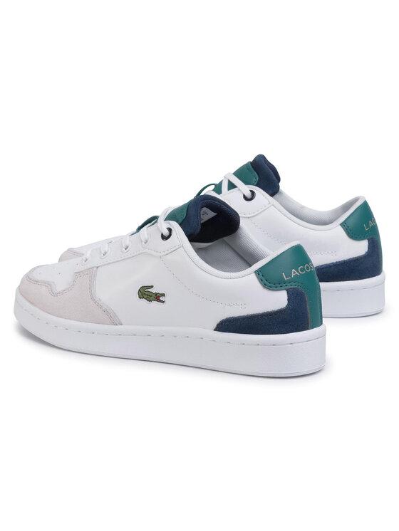 Lacoste Lacoste Sneakersy Master Cup 120 2 Suj 7-39SUJ0010082 Biały