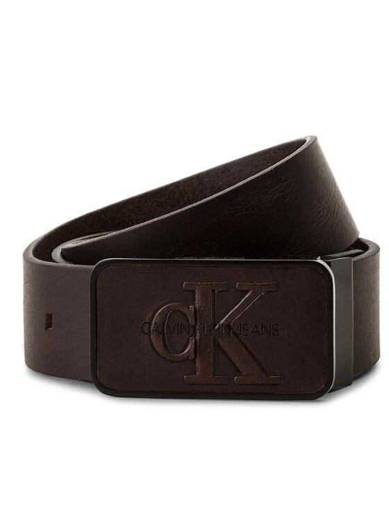 Calvin Klein Jeans Calvin Klein Jeans Férfi öv J Leather Monogram P K50K503841 85 Barna