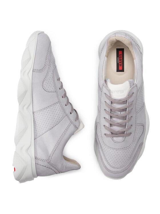 Lloyd Lloyd Sneakersy Aspen 19-038-12 Šedá