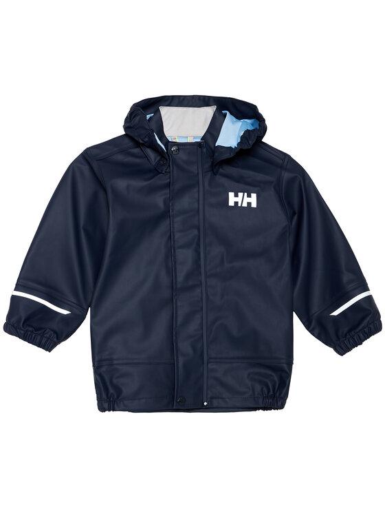 Helly Hansen Helly Hansen Komplet przeciwdeszczowy Moss 40384 Granatowy Regular Fit