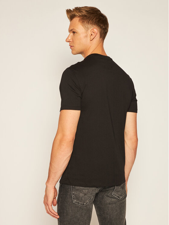 Armani Exchange Armani Exchange T-Shirt 8NZTPA ZJH4Z 0275 Černá Regular Fit