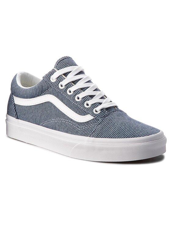 Vans Vans Teniszcipő Old Skool VN0A38G1Q8U Kék