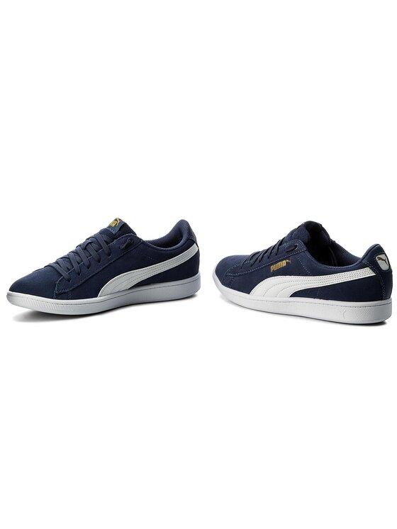 Puma Puma Sneakersy Vikky 362624 22 Tmavomodrá