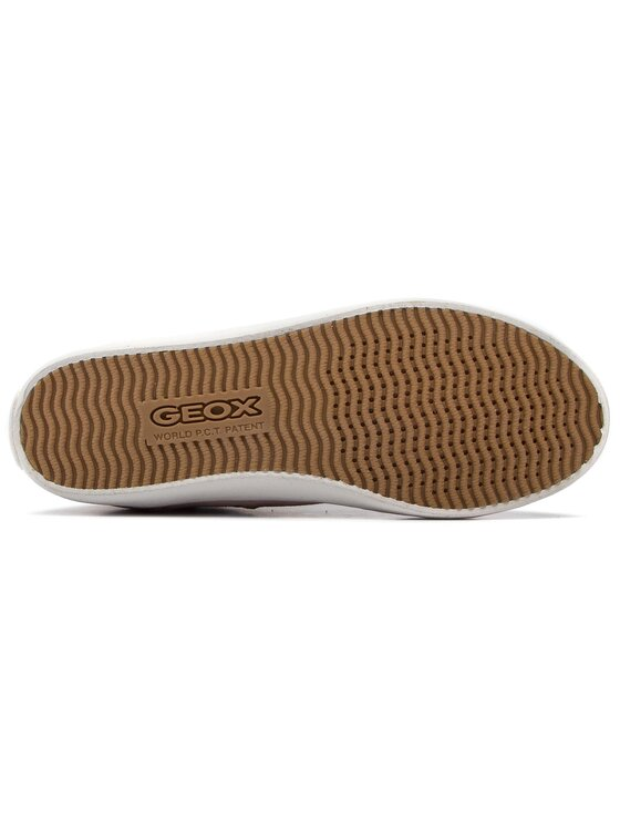 Geox Geox Sneakersy J Kilwi G. D J92D5D 007GN C8011 D Różowy