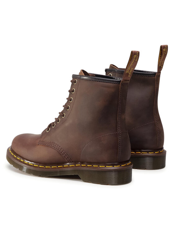 Dr. Martens Dr. Martens Glany 1460 11822203 Brązowy