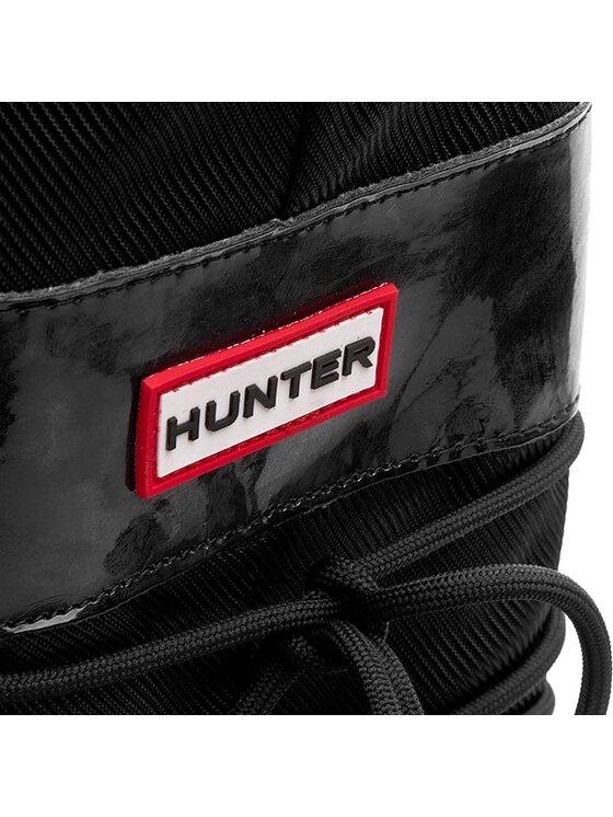 Hunter Hunter Апрески Chatel Gloss W24346 Черен