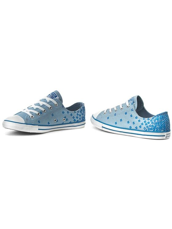 Converse Converse Tornacipő Ct Dainty Ox Fo 547150C Kék