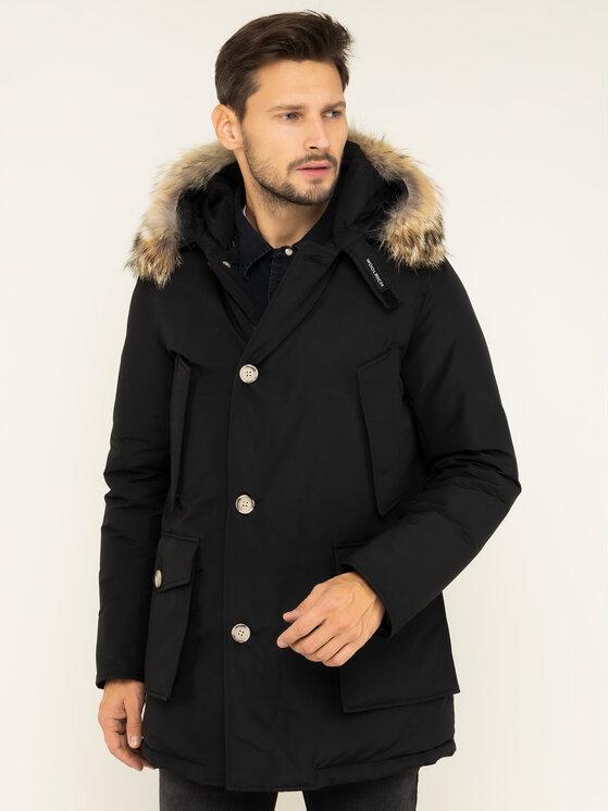 Woolrich Woolrich Zimná bunda Arctic WOCPS2880 UT0108 Čierna Regular Fit