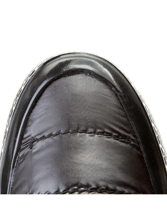 Calvin Klein Calvin Klein Обувки Sybil Quilted N11835 Черен