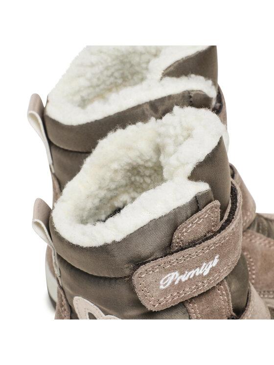 Primigi Primigi Śniegowce GORE-TEX 8382333 S Brązowy