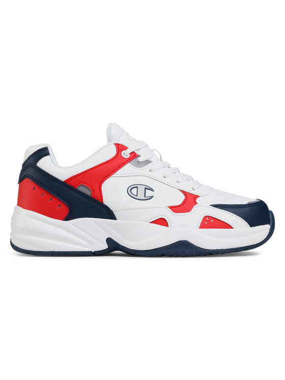 Champion Champion Sneakersy Philly S21447-F20-WW001 Biały