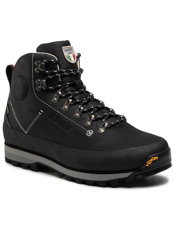 Dolomite Turistiniai batai Cinquantaquattro Trek Gtx GORE-TEX 271850-0926011 Juoda