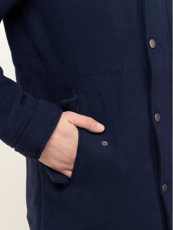 Tommy Jeans Tommy Jeans Parka Tjm Wool DM0DM06913 Σκούρο μπλε Regular Fit