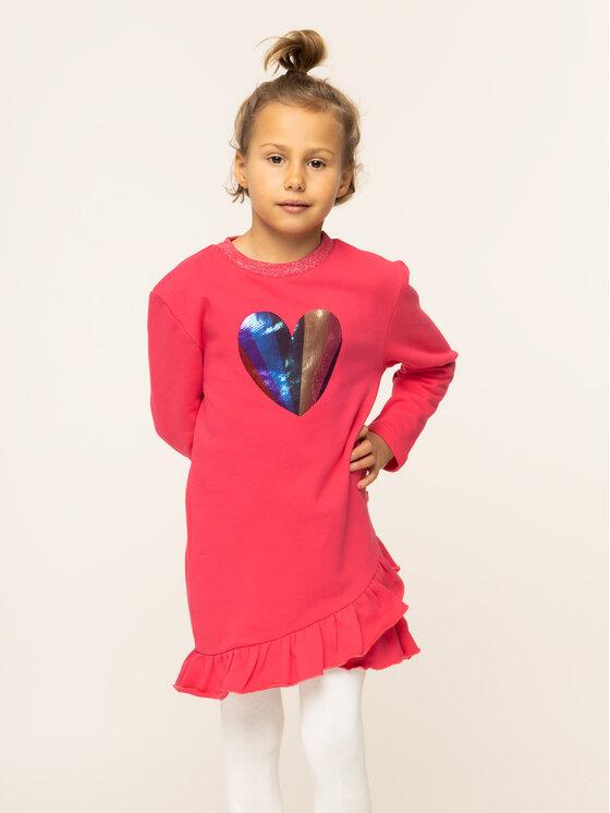 Billieblush Kasdieninė suknelė U12510 Rožinė Regular Fit
