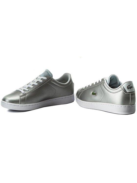 Lacoste Lacoste Sneakers Carnaby Evo 317 6 Spj 7-34SPJ0006334 Silberfarben