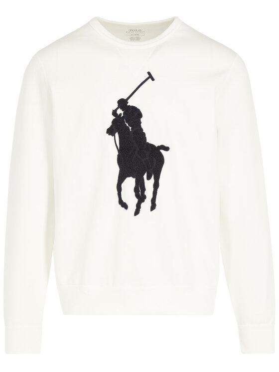 Polo Ralph Lauren Polo Ralph Lauren Bluză 710766862011 Alb Regular Fit
