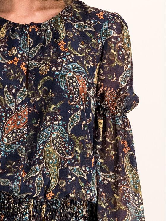 Liu Jo Liu Jo Kasdieninė suknelė Corto Shake F69120 T4123 Spalvota Regular Fit