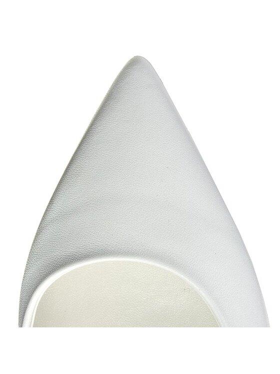 Loriblu Loriblu Scarpe stiletto 6E X27049 XC Bianco