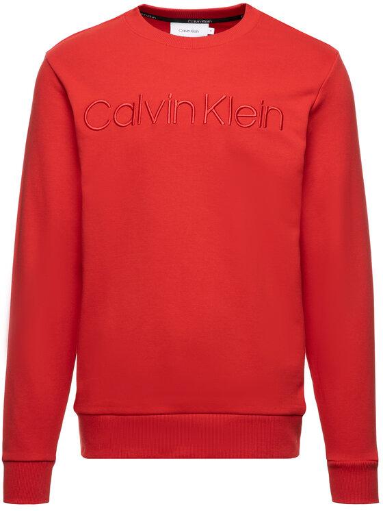 Calvin Klein Calvin Klein Μπλούζα Athleisure K10K104877 Κόκκινο Regular Fit