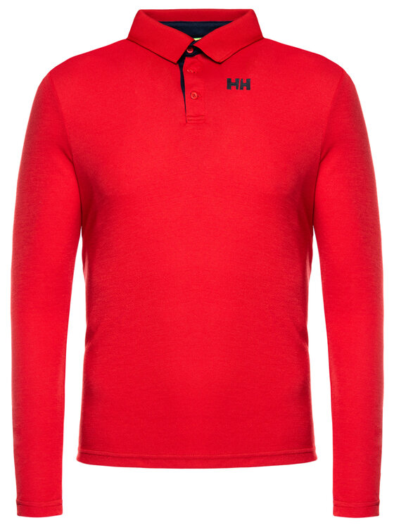 Helly Hansen Helly Hansen Tricou polo Skagen Quickdry 34046 Roșu Regular Fit